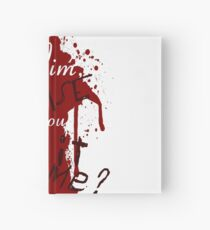 Dear Jim, Fix It For Me Hardcover Journal