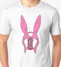 Louise Belcher: Spirit Animal (version eight) Unisex T-Shirt