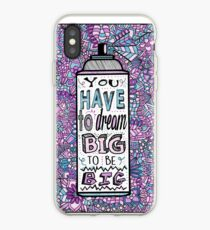 Hairspray Dream Zentangle iPhone Case