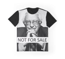 "Bernie Sanders - ""Not for Sale"" Graphic T-Shirt"
