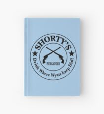 Shorty's Saloon from Wynonna Earp Hardcover Journal