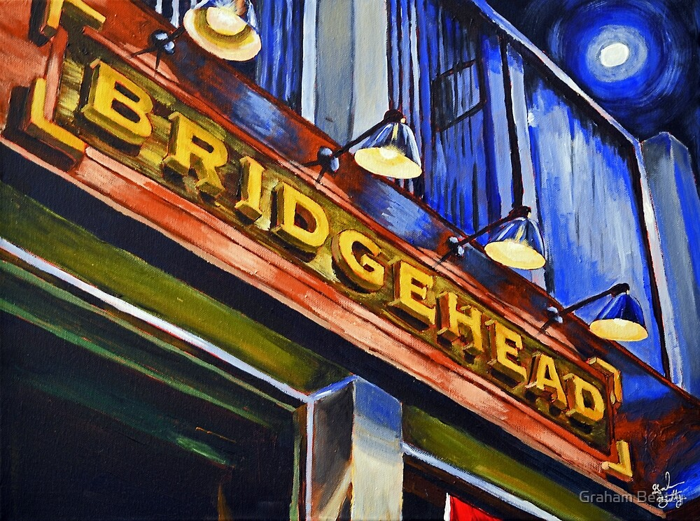 Bridgehead by Graham Beatty