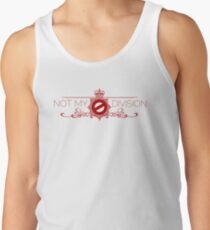 Not My Division Tank Top