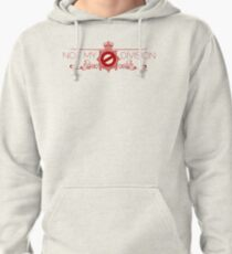 Not My Division Pullover Hoodie
