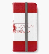 Not My Division iPhone Wallet/Case/Skin
