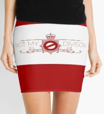 Not My Division Mini Skirt