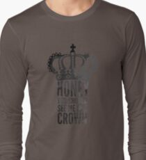 In A Crown Long Sleeve T-Shirt