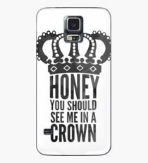 In A Crown Case/Skin for Samsung Galaxy