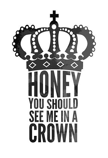 In A Crown by PineappleGear