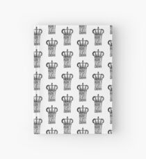 In A Crown Hardcover Journal