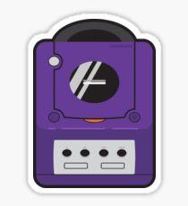Pegatina Purple Gamecube
