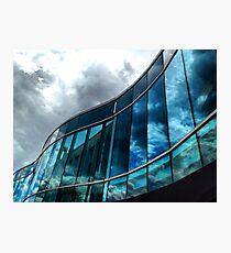 Parallel Sky  Photographic Print