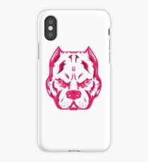 Red Dog iPhone Case/Skin