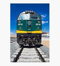 Train Lhasa - Shanghai Photographic Print