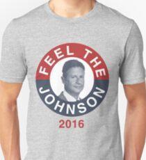 Gary Johnson Feel the Johnson T-Shirt