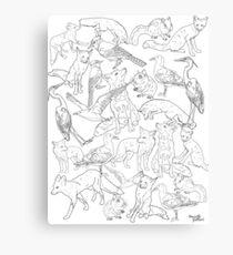 Wildlife Canvas Print