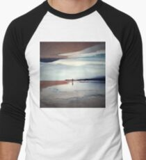 Ghost on the Shore Men's Baseball ¾ T-Shirt