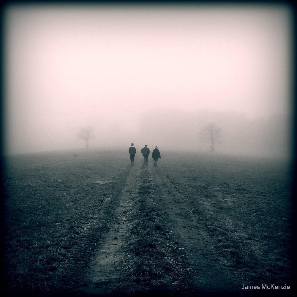 Distant Roads by James McKenzie