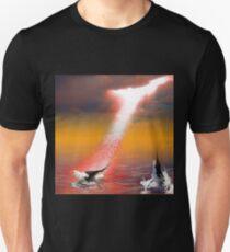 life at sea - yellow Unisex T-Shirt