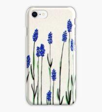 lavender iPhone Case/Skin