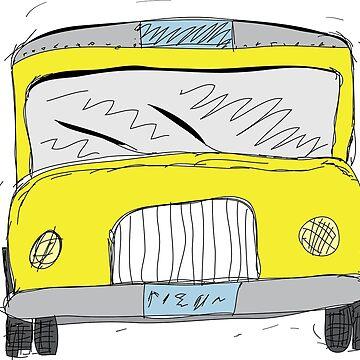 School Bus by pwherrett