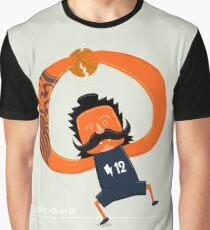 Steven Adams Haka Graphic T-Shirt