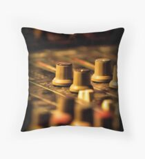 The Mixer Throw Pillow