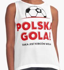Euro 2016. Polska Gola! Contrast Tank