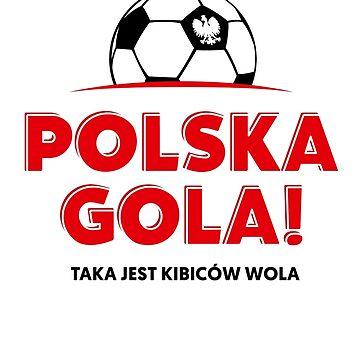 Euro 2016. Polska Gola! by SergeScrawl
