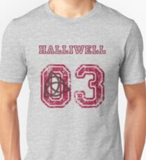 Halliwell Jersey Unisex T-Shirt