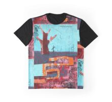 the fire Graphic T-Shirt