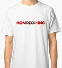 Spiderman Homecoming Classic T-Shirt