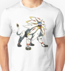 POKEMON SUN AND MOON - SOLGALEO T-Shirt