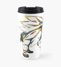 POKEMON SUN AND MOON - SOLGALEO Travel Mug