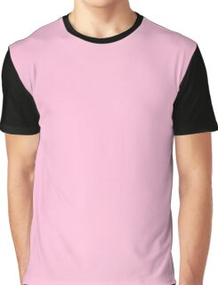 Soft Lights Connection Design (Cotton Candy Rose Color) Graphic T-Shirt