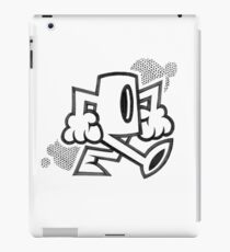 Graffiti Cap  iPad Case/Skin