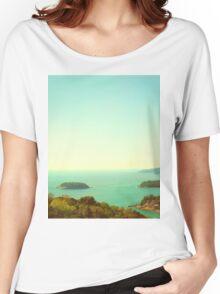 Ocean landscape Women's Relaxed Fit T-Shirt