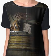 Always Something There To Remind Me (Burt Bacharach) Women's Chiffon Top