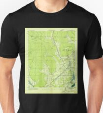 USGS TOPO Map Alabama AL Doran Cove 303696 1936 24000 T-Shirt