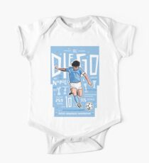 diego armando maradona One Piece - Short Sleeve