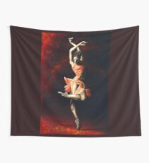 The Passion of Dance Wall Tapestry
