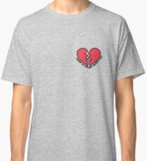 Where Do Broken Hearts Go Classic T-Shirt