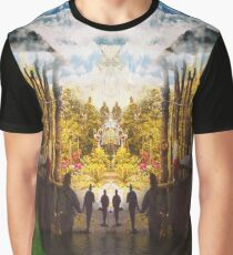 Ayahuasca Dreaming Graphic T-Shirt