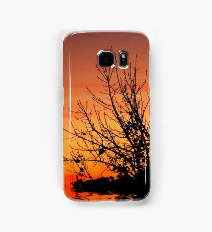 orangeLiQuiD Samsung Galaxy Case/Skin