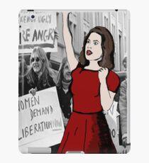 'Feminist pioneer'  iPad Case/Skin