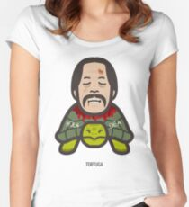 Breaking Bad Icon Set - TORTUGA Women's Fitted Scoop T-Shirt