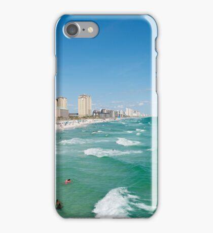 Panama City Beach, Florida iPhone Case/Skin