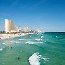 Panama City Beach, Florida by Bonnie T.  Barry