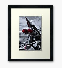 1959 Cadillac Tail Fin Framed Print