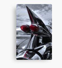 1959 Cadillac Tail Fin Canvas Print